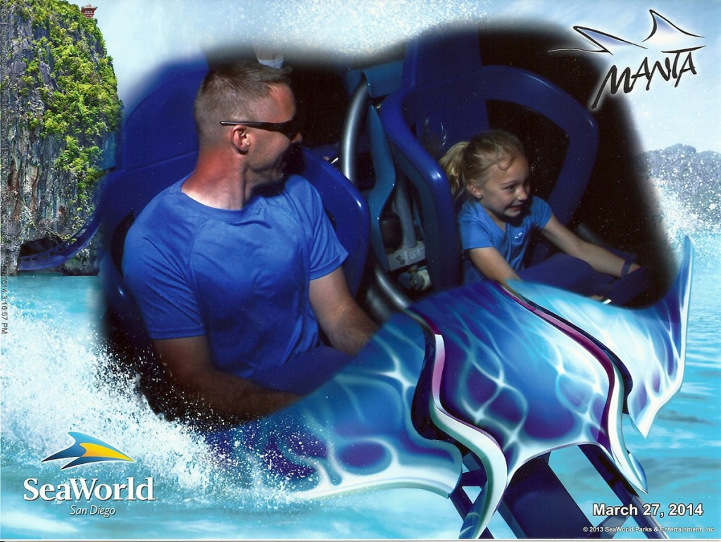 Sea World Manta